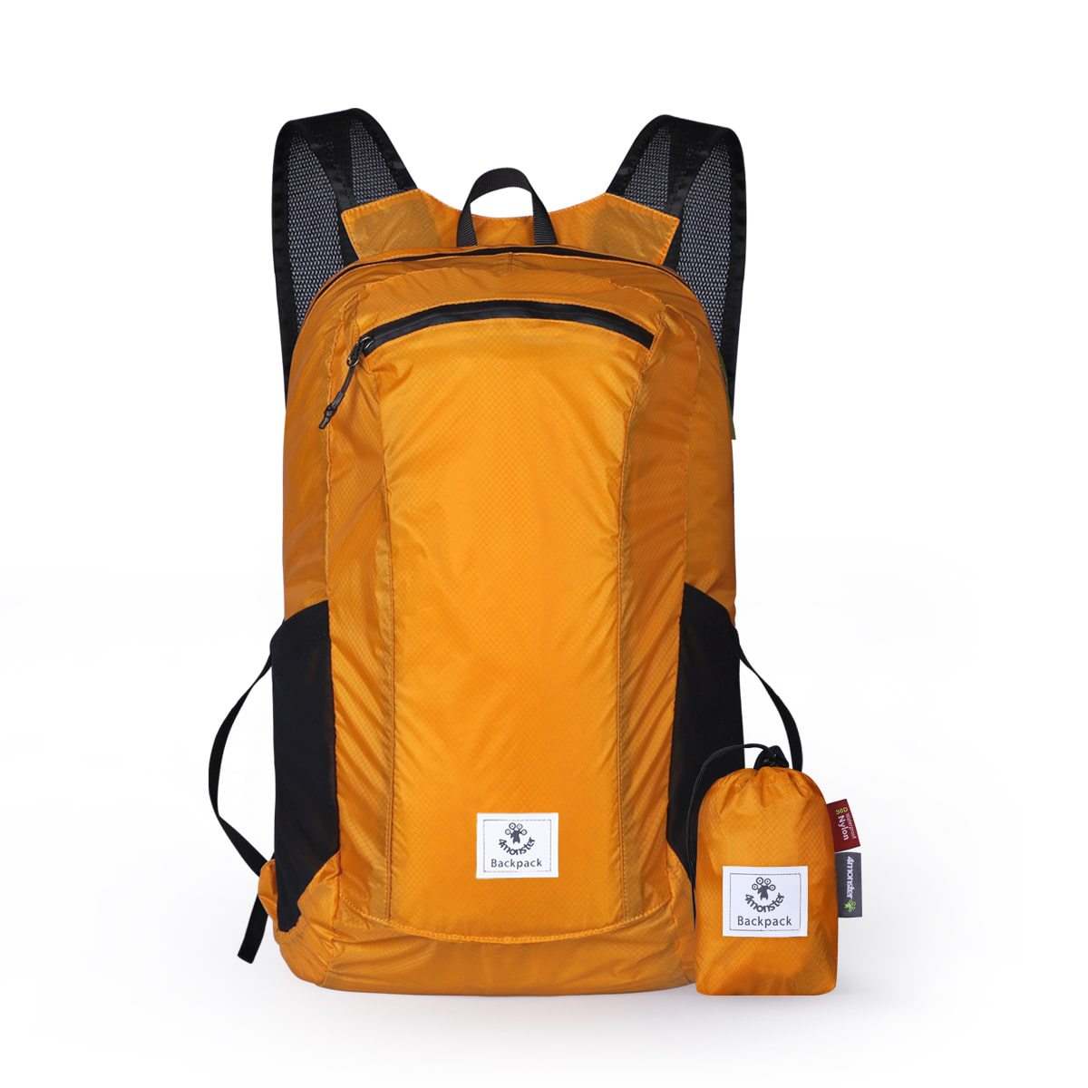 FOLDING BACKPACK 24L_ORANGE